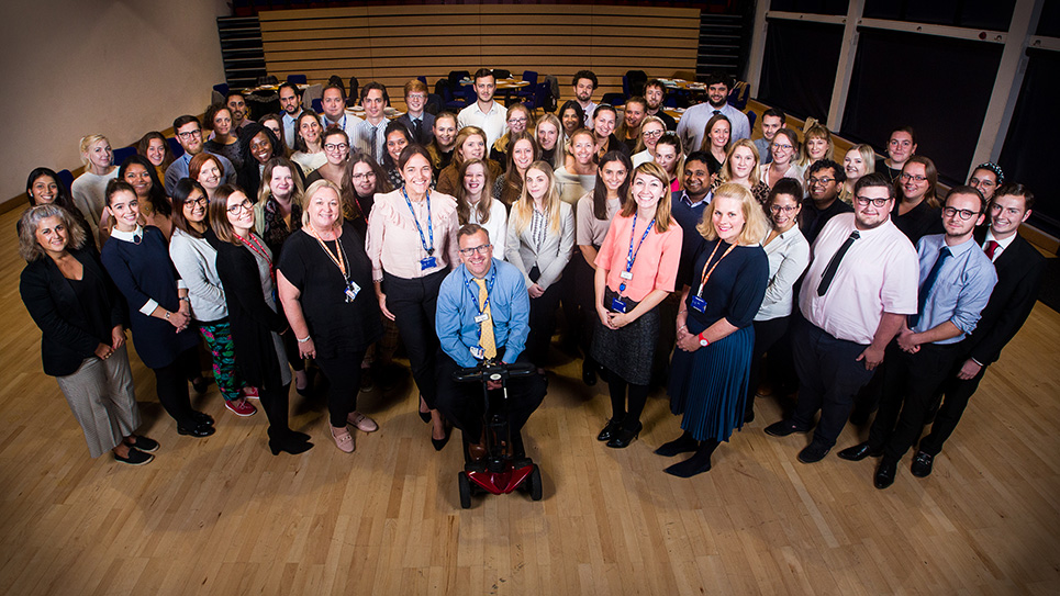 Our Trainee Cohort of 2019-2020