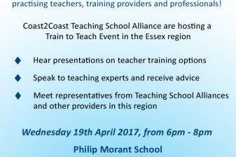 Come and meet us on Wednesday 19th April!